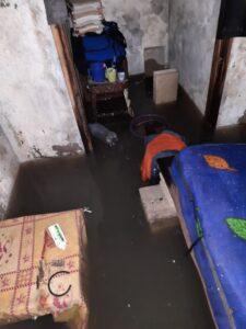 Wateroverlast bij studenten